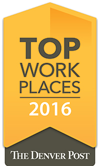 Top Work Places 2016, The Denver Post