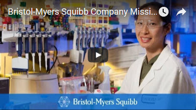 Click to view a video about our the Bristol-Myers Squibb mission on YouTube
