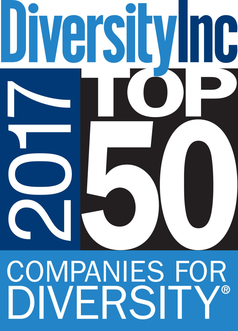 2017 Award for Kellogg's DiversityInc Top Fifty companies for Diversity list Ranked Number Twenty Eight.