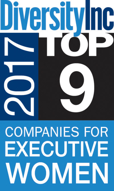 2017 Award for Kellogg's DiversityInc's Top Companies for Executive Women Ranked Number Seven