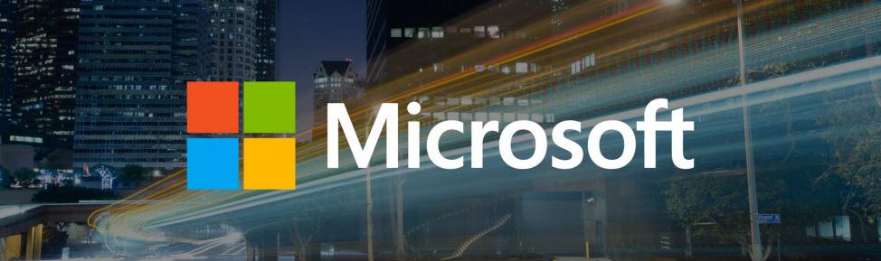 Microsoft Logo Image