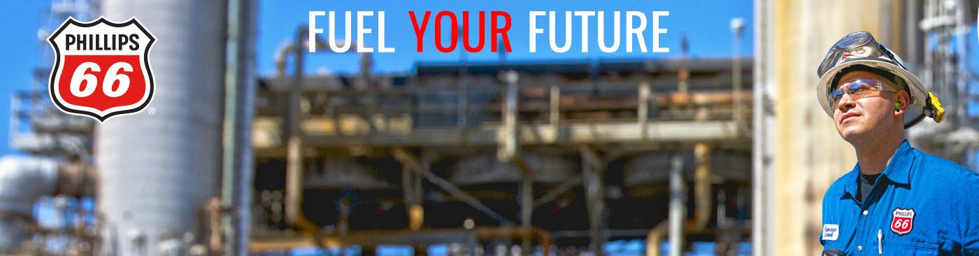Fuel Your Future with Phillips 66
